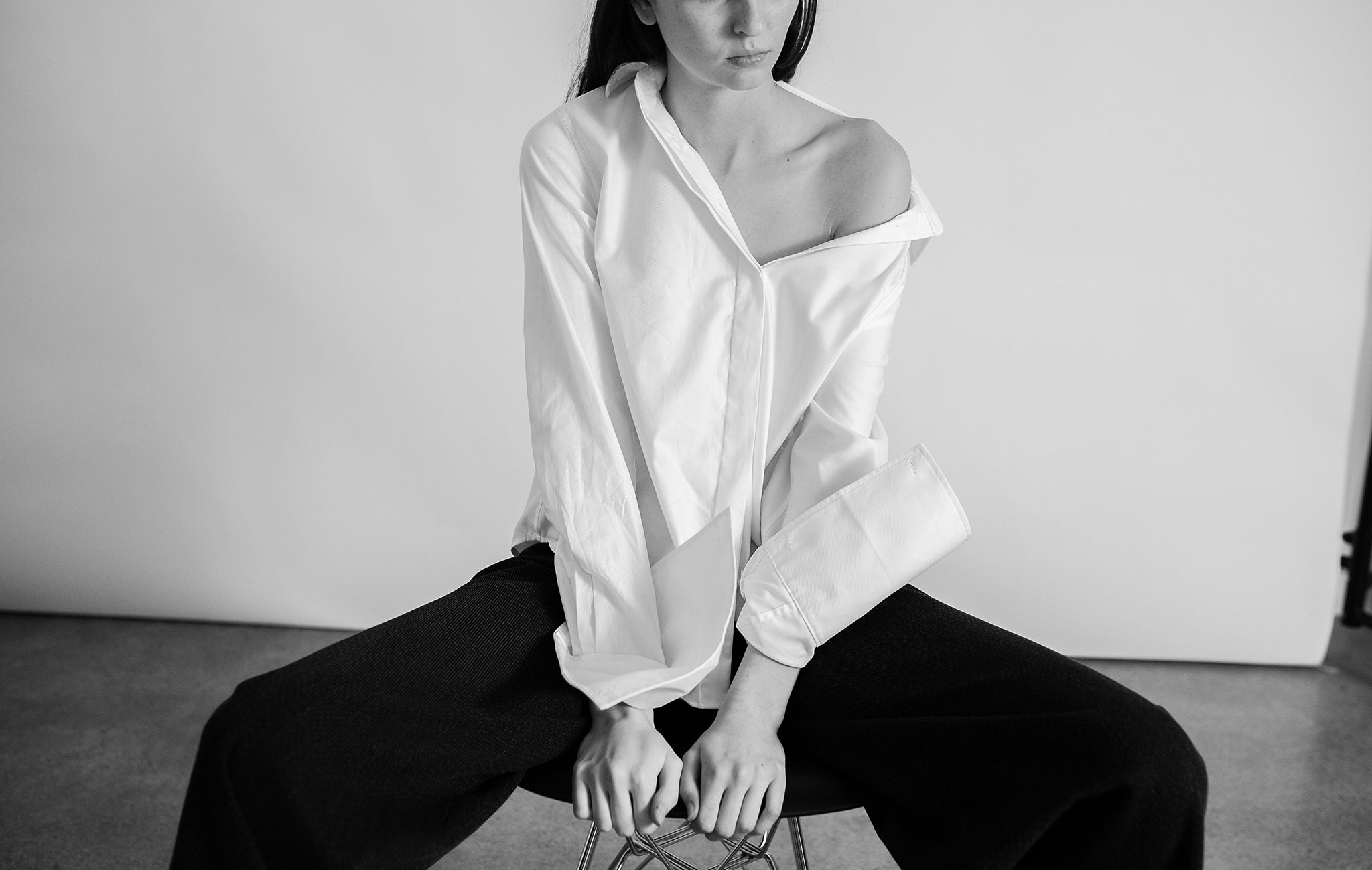 Shirting Anna Quan at The UNDONE