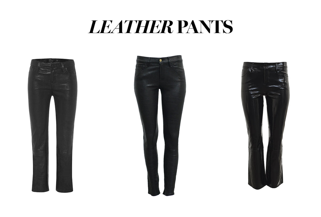 The UNDONE | Black Friday Sale | Shop leather pants