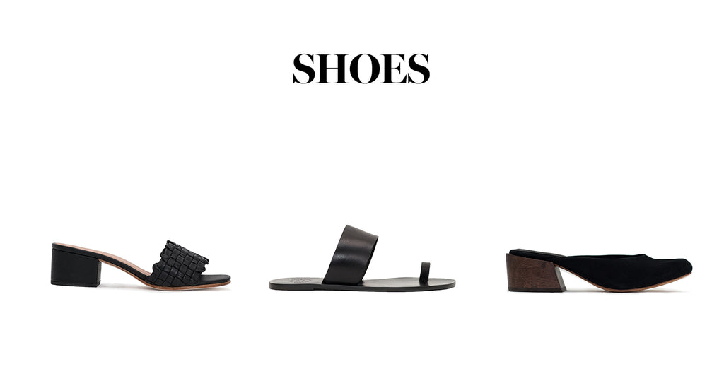 The UNDONE | Black Friday Sale | Shop black shoes