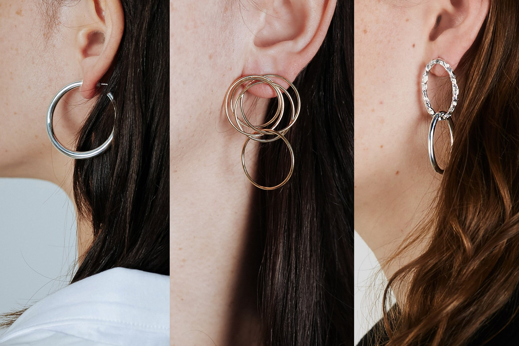 Ellery earrings, Rachel Comey Earrings, Holly Ryan earrings, jewellery trends 2017, cool hoop earrings