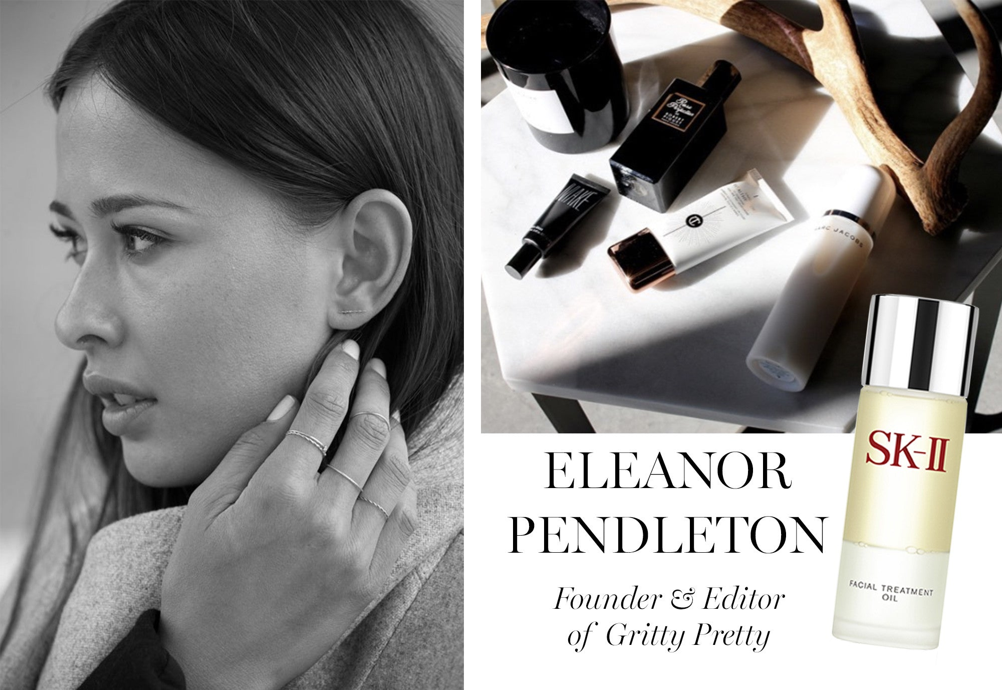Eleanor Pendleton Beauty Expert at Gritty Pretty Magazine Winter Care