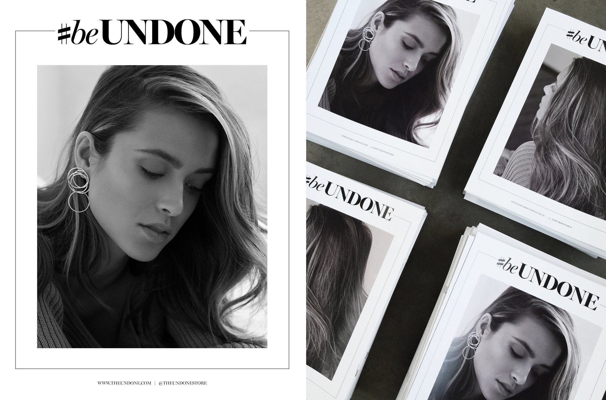 The UNDONE Magazine #beUNDONE