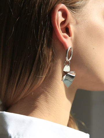 Sara Robertsson round and coil earring vXdhMtp0Hm