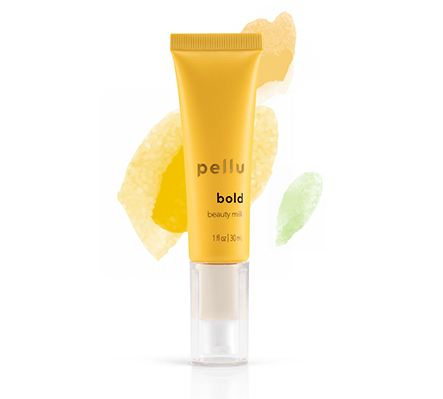 pellu bold beauty milk