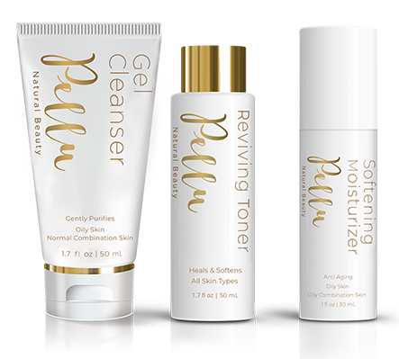 Pellu® Natural Beauty System™ For Oily Skin