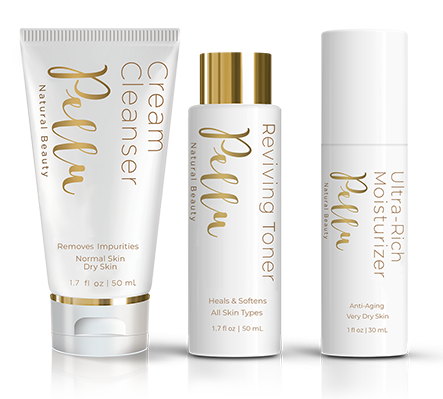 Pellu® Natural Beauty System™ For Dry Skin
