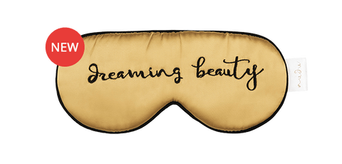 "Nudu®Silk Eye Mask ""Dreaming Beauty"""