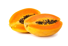 Carica papaya (papaya) fruit extract