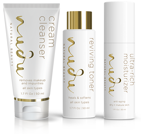Very Dry Skin: Nudu®Natural Beauty System
