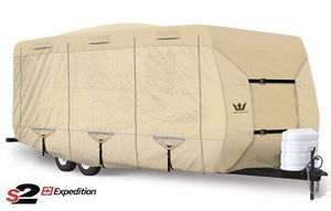 Expedition S2 RV Covers: Deep Dive Article | RV Cover Supply