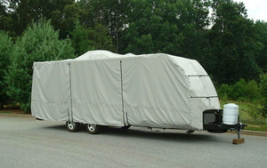 Tips for Installing an RV Cover - RV Cover Supply