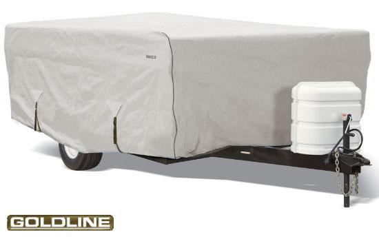 Pop Up Camper Cover - Goldline (Gray)