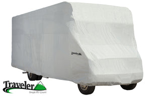 Traveler Class C Motorhome RV Cover by Eevelle - Class C Cover