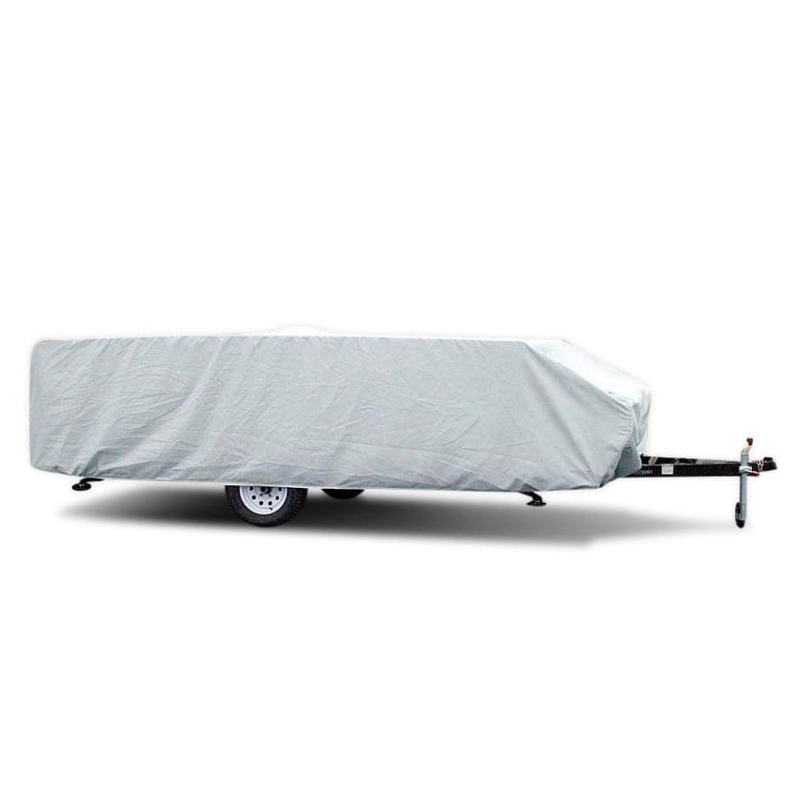 Carver Pop Up Camper Cover / Folding Trailer RV Cover by Carver - RV Cover Supply - 8 - 10 POP UP COVER PERFORMANCE PG - Pop Up Trailer