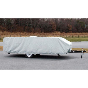 Carver Pop Up Camper Cover / Folding Trailer RV Cover by Carver - RV Cover Supply - Pop Up Trailer
