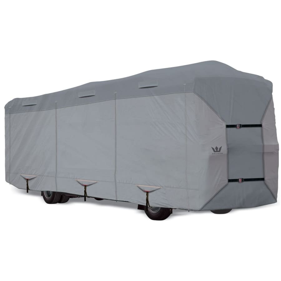 Expedition S2 Class A Cover Motorhome RV Covers by Eevelle - 27-28 - 342L x 105W x 120H / Gray - Class A