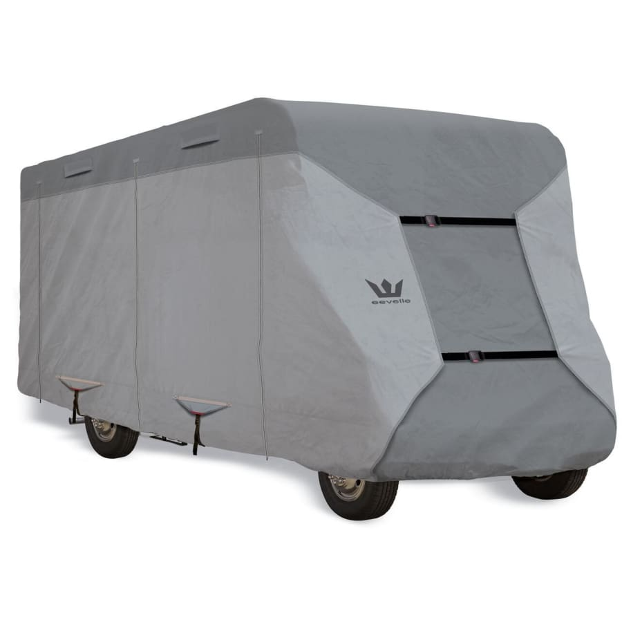 Expedition S2 Class C Cover Motorhome RV Covers by Eevelle - 21-22 270L x 105W x 108H / Gray - Class C