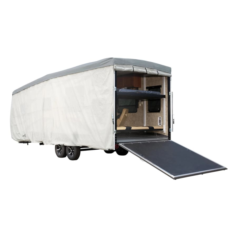 Expedition Travel Trailer Toy Hauler Cover RV Covers by Eevelle - 18-20 EXTH1820 - Travel Trailer & Toy Hauler
