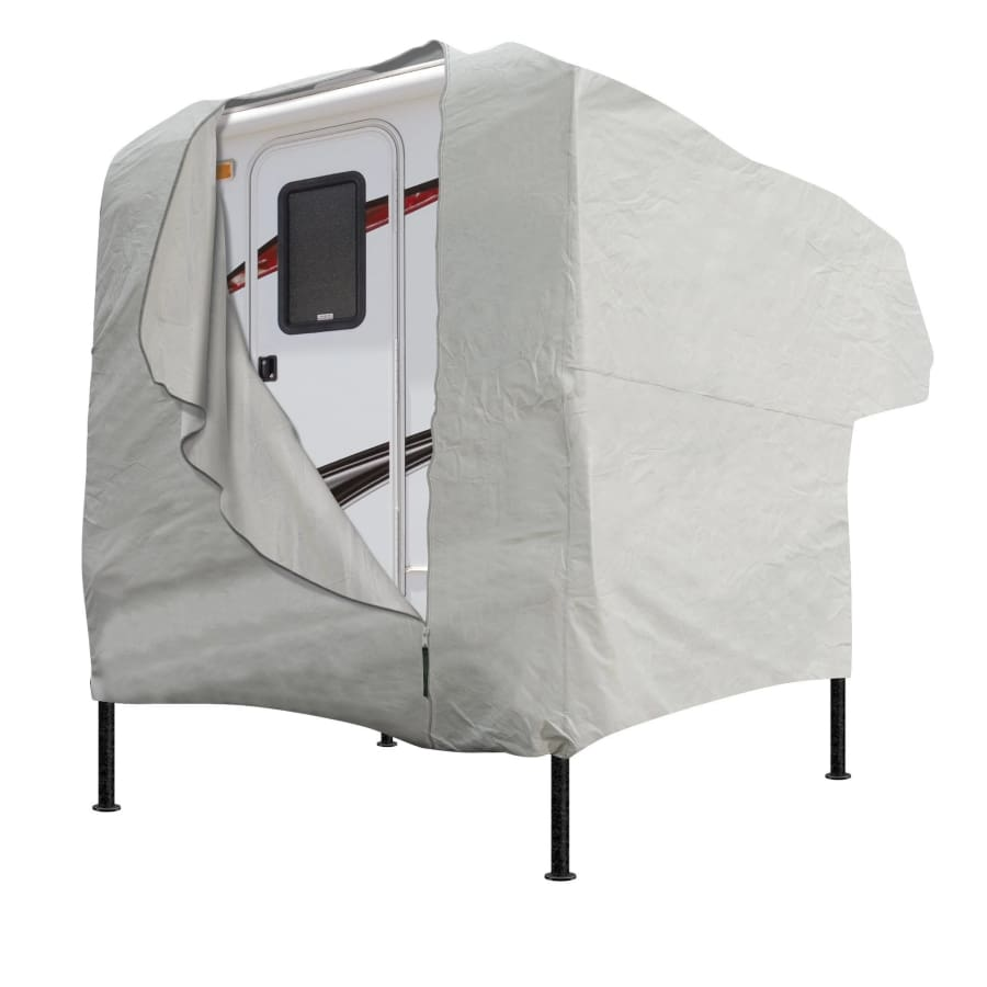 Expedition Truck Camper Cover RV Covers by Eevelle - 8-10 EXTC0810 - Truck Camper Cover