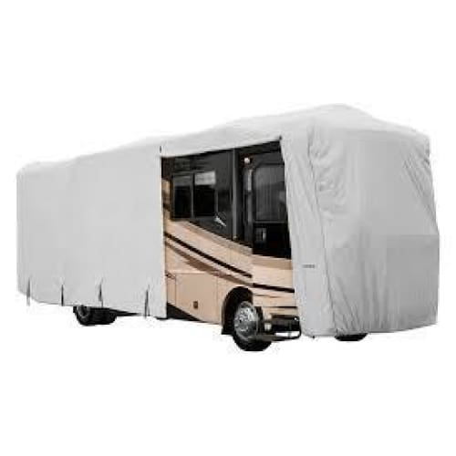 Goldline Class A Motorhome RV Cover by Eevelle - Gray - Class A
