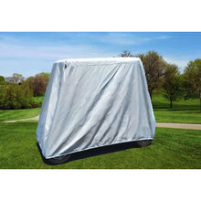 Heavy-Duty Golf Cart Cover Performance Poly-Guard® by Carver Industries - 2-Seater Golf Cart - Golf Cart Cover