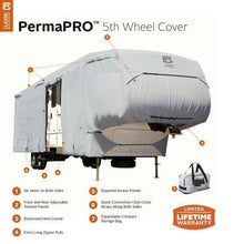 PermaPRO 5th Wheel Cover / 5th Wheel Toy Hauler Cover by Classic Accessories - 5th Wheel