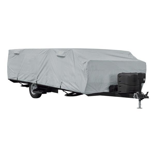 PermaPRO Pop Up Camper Cover RV Covers by Classic Accessories - Pop Up Trailer