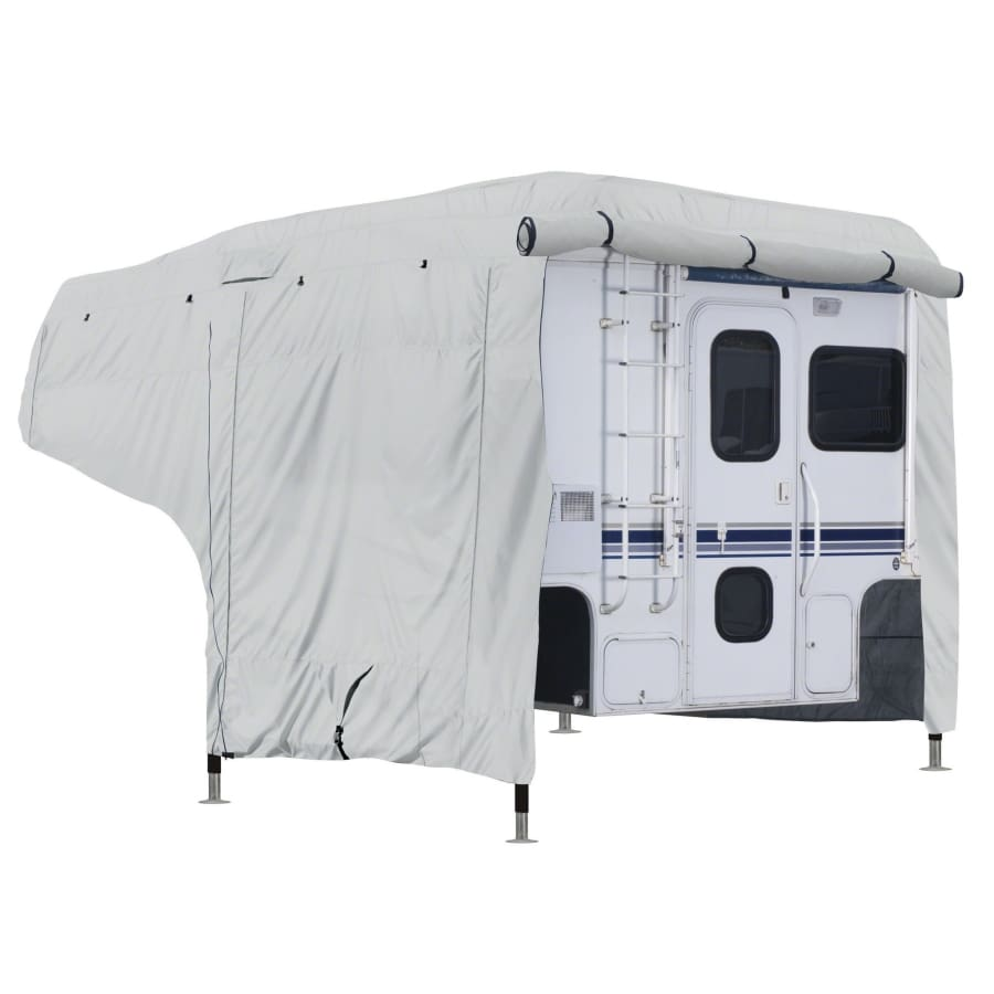 PermaPRO Truck Camper Cover by Classic Accessories - MODEL 1 - 810L - Truck Camper Cover