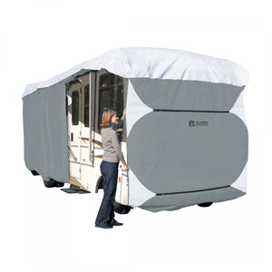 PolyPRO 3 Class A Motorhome RV Cover by Classic Accessories - MODEL 2 - 2024L 122MAX H - Class A