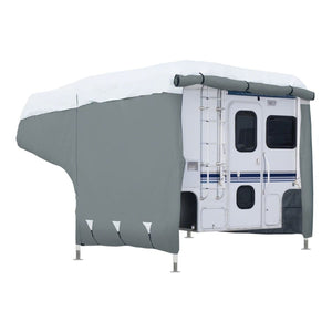 PolyPRO 3 Truck Camper Cover by Classic Accessories - MODEL 1 - 8 10 - Truck Camper Cover