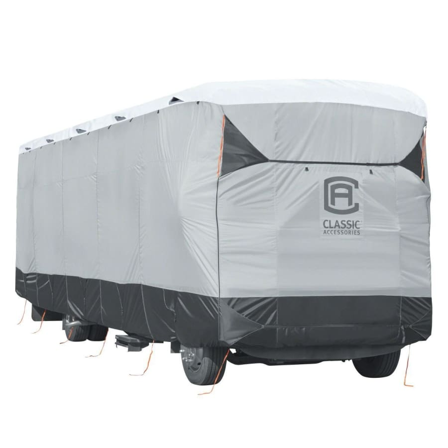Premium SkyShield Class A Motorhome RV Cover by Classic Accessories - Model 2 - 20-24 122 Max H - Class A