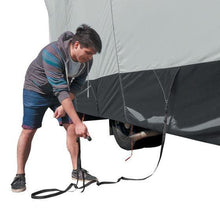 SkyShield Class C Motorhome Cover RV Covers by Classic Accessories - Class C