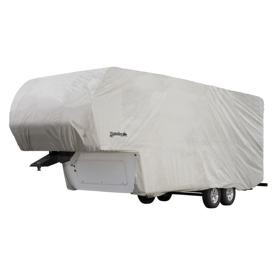 Traveler 5th Wheel Trailer RV Cover by Eevelle - 20-23 L x 102 W x 120 H - TSFW2023 - 5th Wheel