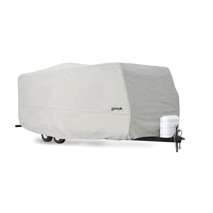 Traveler Travel Trailer RV Cover by Eevelle - Travel Trailer