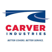 Universal RV Trailer Tire Covers By Carver - Dual Wheel Cover