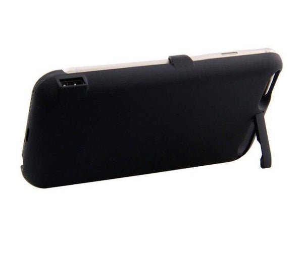 Black Battery iPhone Case  - CASES A LA MODE