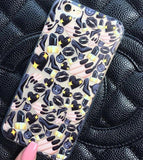 Black Glam Phone Case  - CASES A LA MODE