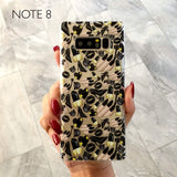 Black Glam Phone Case NOTE 8 - CASES A LA MODE