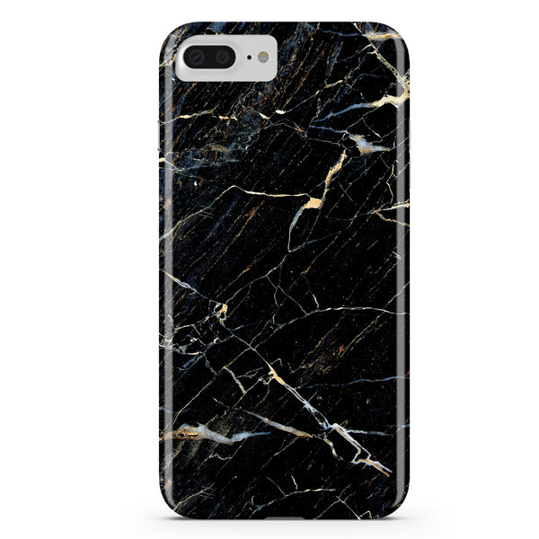 Black Storm Marble iPhone Case IPHONE 6/S PLUS - CASES A LA MODE