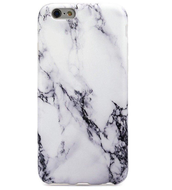 Black Thunder Marble iPhone Case IPHONE 6/S PLUS - CASES A LA MODE