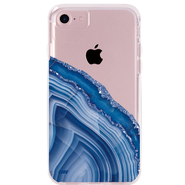 Blue Agate iPhone Case IPHONE 6/S - CASES A LA MODE
