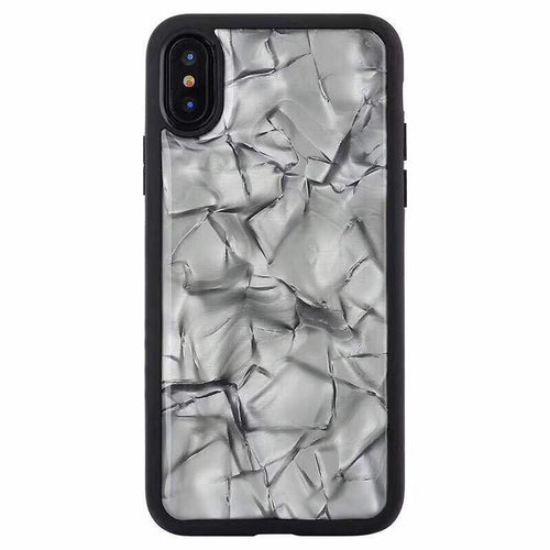 Gray Euphorix iPhone Case  - CASES A LA MODE