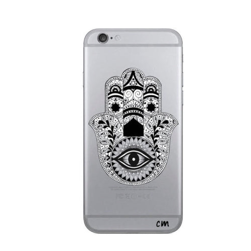 Hamsa iPhone Case  - CASES A LA MODE