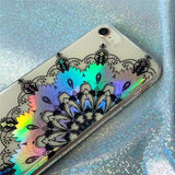 Holo Henna iPhone Case  - CASES A LA MODE