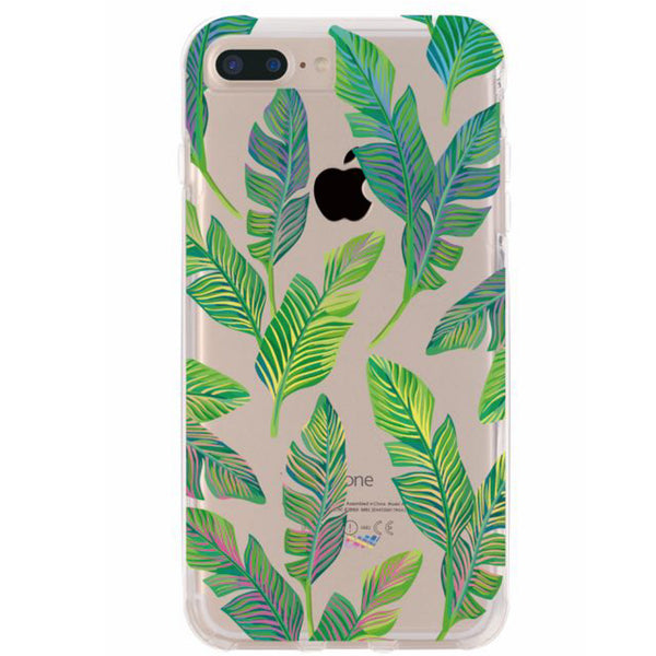 Holo Leaves iPhone Case IPHONE 6/S PLUS - CASES A LA MODE