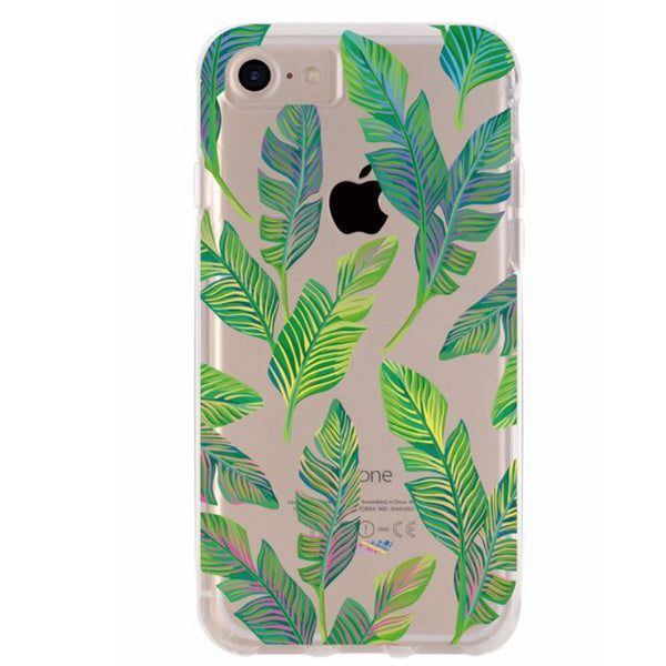 Holo Leaves iPhone Case IPHONE 6/S - FINAL SALE - CASES A LA MODE