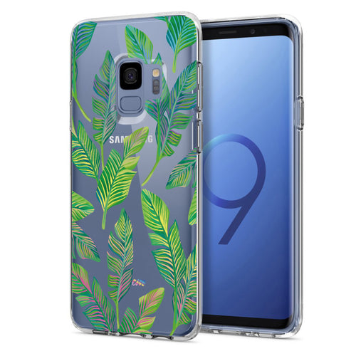 Holo Leaves Samsung Phone Case  - CASES A LA MODE