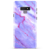 Purple Sky Marble Samsung Case NOTE 9 - FINAL SALE - CASES A LA MODE