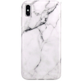 Classic White Marble iPhone Case IPHONE XS MAX - CASES A LA MODE