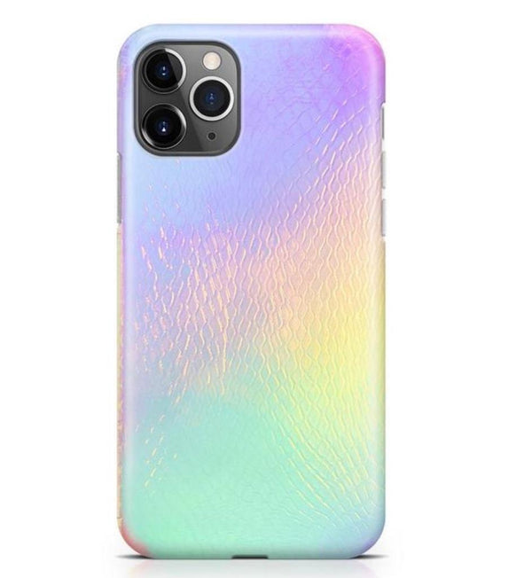 Iridescent Snake Holo Case  - CASES A LA MODE